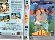 SOUTH PACIFIC - VHS - PAL - NEW and SEALED - Never played! - Original Oz release