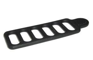 Halterung Silikon zur Befestigung für Sigma Cubic schwarz Ersatzhalterung NEU