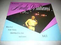 THE BEST OF ANDY WILLIAMS VOLUME 1 LP NM CSP P16751 1982