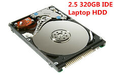 NEW 2,5 320Gb 5400RPM 8MB PATA IDE Notebook Festplatte For Ibm Acer Dell Hp asus