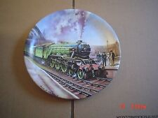 Davenport Limited Edition Collectors Plate THE FLYING SCOTSMAN
