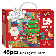 Hinkler Elf Mischief Junior Jigsaw Puzzle - 45 Piece