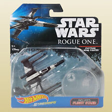 Star Wars Rogue One - Partisan X-Wing Fighter - Hot Wheels - DYK03 - New Sealed