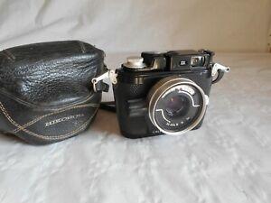 Nikon Calypso 2 Nikonos underwater camera jaques cousteau working order