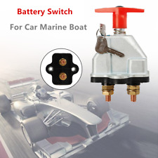 12-24V 250A Disconnect Battery Isolator Cut Off Switch For Racing Car Boat Truck