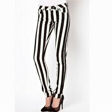 Almost Famous Black And White Low Rise Skinny Jeans. Size 13
