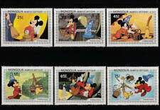 Serie Disney postfris MNH Mongolia: Mickey the sorcerer's Apprentice (dis150)