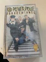 KID POWER POSSE RENACIMIENTO  Cassette,SEALED)