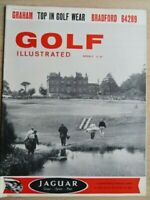 Dalmahoy Golf Club Ray Floyd & Eric Brown on 16th Golf Illustrated Magazine 1966