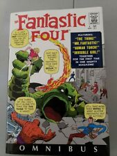 Fantastic Four Omnibus Vol 1 First Print 2005 Stan Lee Jack Kirby Great Shape