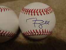 Trey Ball Signed Official Major League Baseball Red Sox