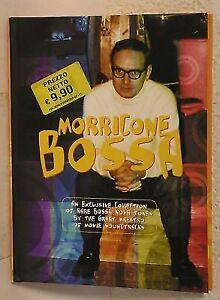 (1034) Morricone bossa. CD Audio. Con libro. Ediz. italiana e inglese - Mediane