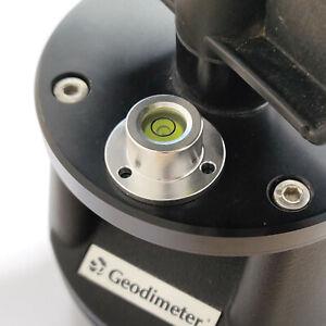 Round Magnetic Bubble Level Bullseye for Total Station Surveying Dumpy Level