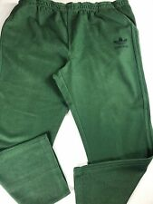 Adidas Originals Jeans Mens 3XL Green Denim 46 x 31 Actual Stretch Pants Slip On
