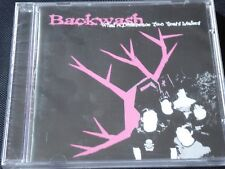 Backwash - What A Difference Two Years Makes (SEALED NEW CD)