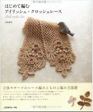 IRISH CROCHET LACE - Japanese Dress Pattern Book