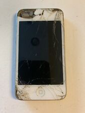 Apple iPod touch 4th Generation White (8 GB) MD057LL/A - AS-IS
