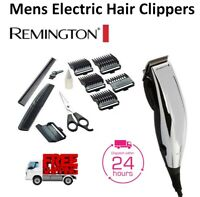 Remington Haircut Hair Clippers Trimmer Groomer Corded Electric Cutter Guides