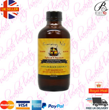 Sunny Isle Jamaican Black Castor Oil Normal 4 oz *LIMITED OFFER*
