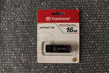 Transcend USB 2.0 JetFlash 350, 16 GB USB-Stick NEU OVP