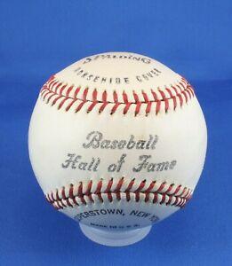 Vintage 1970 Spalding Baseball Hall of Fame Souvenir Baseball - Made in USA MLB