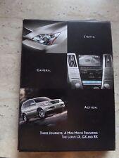 "Lexus RX350, GX and LX (Land Cruiser) Movie - ""Three Journeys"""