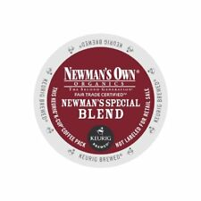 Newman's Own K-Cup Organic Coffee for Keurig Brewers - Special Blend, 24 Ct