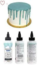 Blue Cake Drip PME Ready to Use Cake Decorating 150g Squeeze Bottle