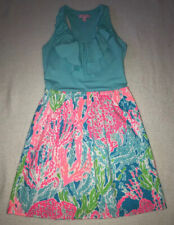 NWOT Lilly Pulitzer Womens Danita Dress Let's Cha Cha - Size S Holy Grail