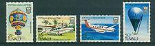 Tuvalu 199 - 202  , ** ,  Motiv : Flugzeuge