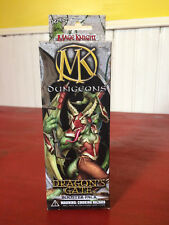 Mage Knight Dungeons Dragon's Gate Booster Pack NIP!! - 2003 WizKids!