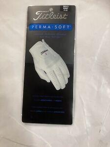 Titleist Right Hand Perm Soft XL Golf Glove.  For Left Handed Golfer
