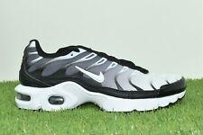 new style 0a2aa d7963 New Nike Air Max Plus Size 6Y (GS) Black White Noir 655020