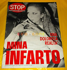 STOP 1968 n. 1055 Mina, Sylva Koscina, Federico Fellini e Giulietta Masina