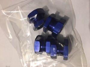 RDLogics 23mm Hex Hub for TMaxx LST Revo (w/ 23mm Nuts), set of four