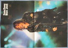"Poster: Bon Jovi / Anthrax - aus ""Head Bangers Poster-Power"" (1982) 59 x 41 cm"