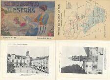 Postales antiguas (hasta 1940) de coleccionismo de Andalucía, Ceuta y Melilla jaén
