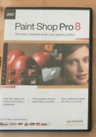 Paint Shop Pro 8 complete photo and graphics editor