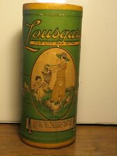 Lousgard for Lice & Mites Vintage Unopened early 1900s advertising veterinary