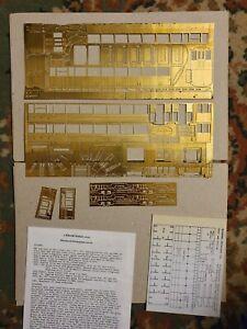 00 scale Model Tram. Etched  Brass Pantograph Tram. See description.