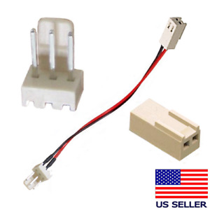 3-Pin to 2-Pin Fan Adapter Cable
