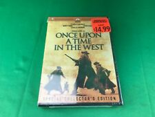 Once Upon A Time In The West ~Special Collector'S Edition~2003~ New 2-Dvd Set!