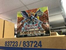 YUGIOH FLAMES OF DESTRUCTION BOOSTER BOX ENGLISH FACTORY SEALED