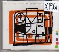 (CM154) Mice Parade, Focus On The Roller Coaster - 2003 DJ CD