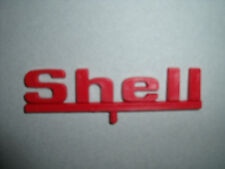 ENSEIGNE  SHELL  1970  POUR  GARAGE  STATION   SERVICE  1/43  VROOM  ACCESSORIES