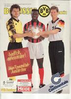 BL 92/93 Borussia Dortmund - Karlsruher SC