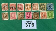 Lot  stamps  of  Sweden