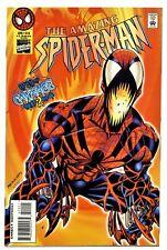 AMAZING SPIDER-MAN #410(4/96)1st SPIDER-CARNAGE(*BEN REILLY)CGC IT(9.8)LOW PRINT