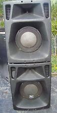 2 EV Electro-Voice Sx500 15 inch 2 Way PA Speakers