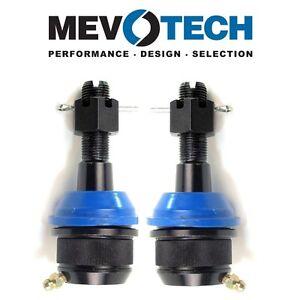 For Ford Ranger Pair Set of 2 Front Upper Threaded Type Ball Joints Mevotech
